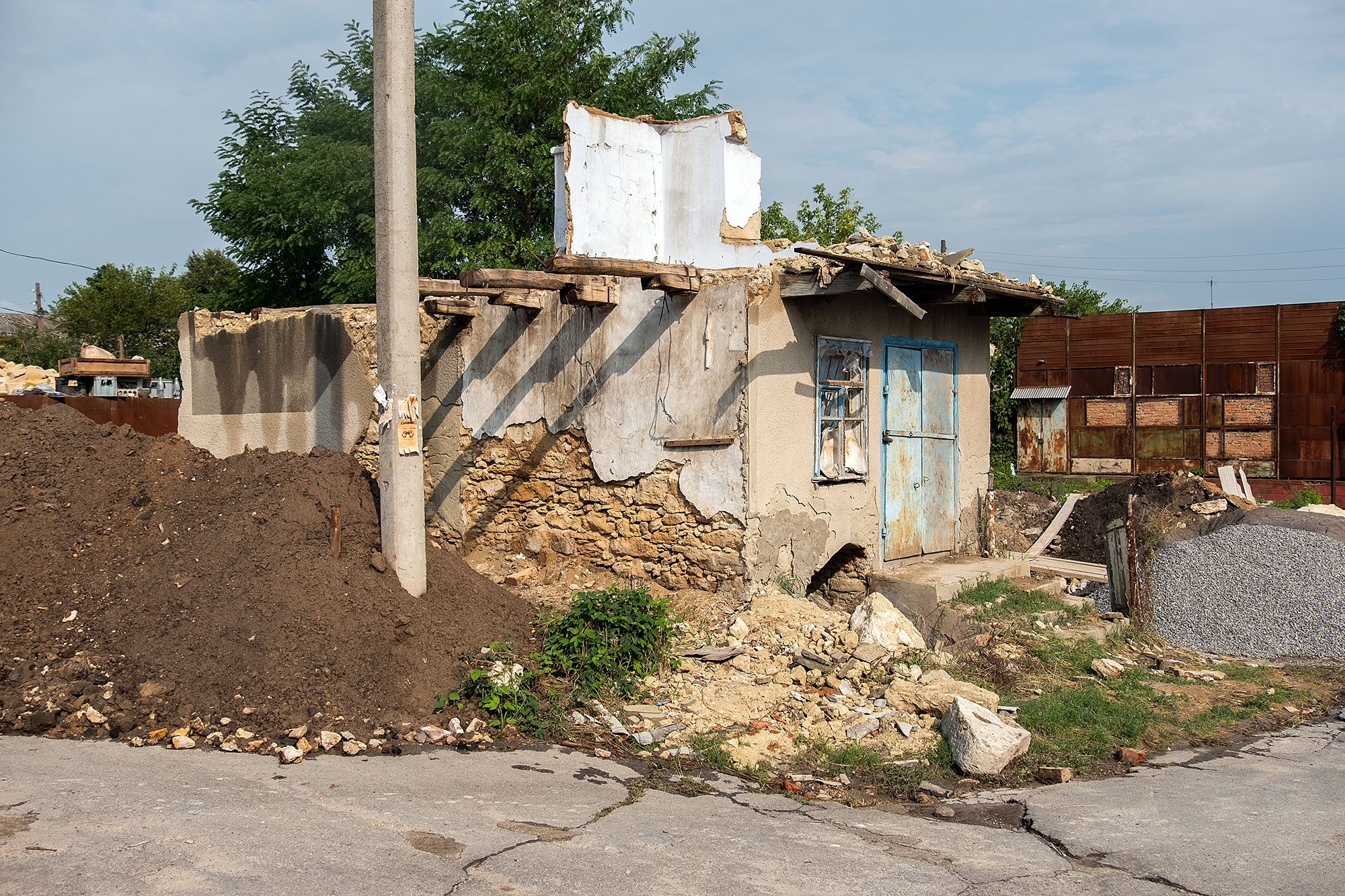 Sharhorod - former Jewish neighbourhood
