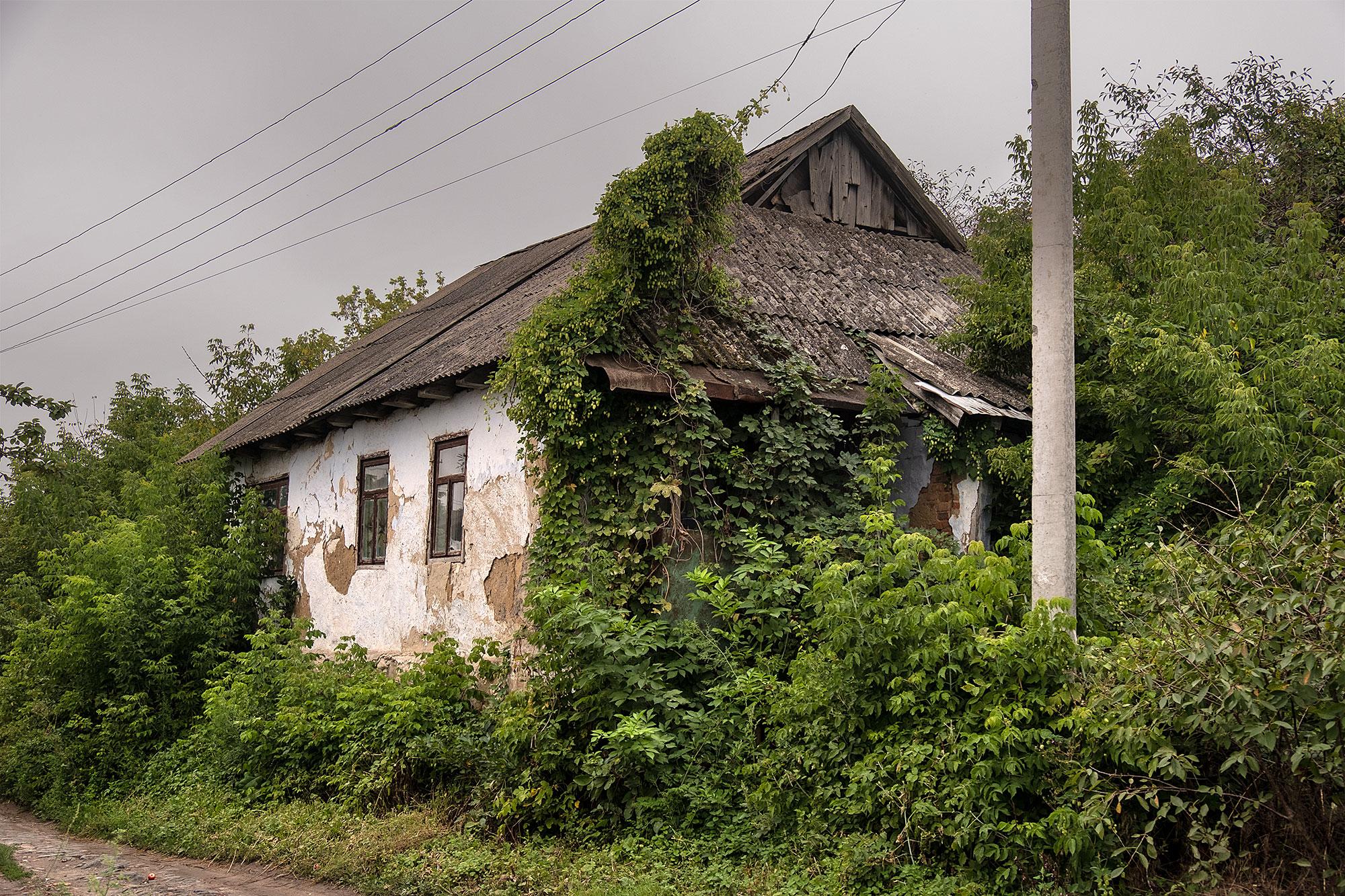 Chernivtsi (Podolia) - former Jewish neighbourhood