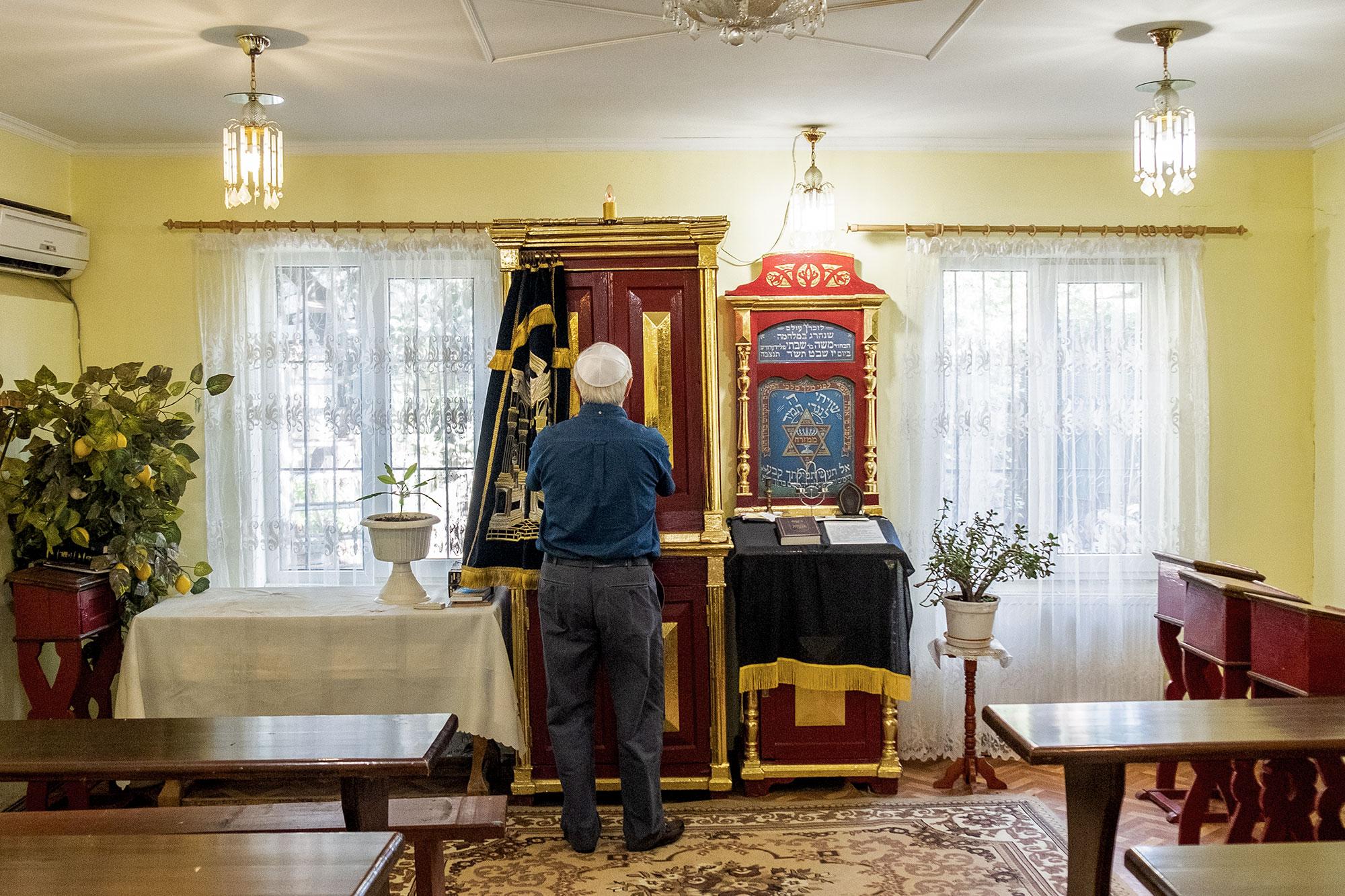 Mohyliv-Podilskyi - synagogue